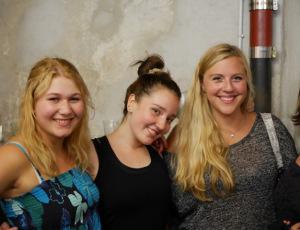 Leoni, Pascale & Chiara